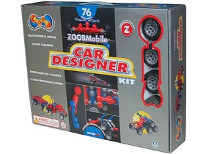 줍 Car Designer Kit  ZOOB Mobile